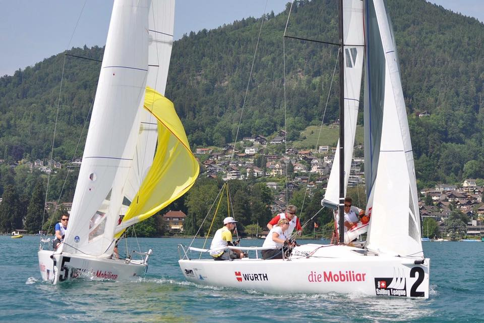 Swiss Sailing League Romanshorn