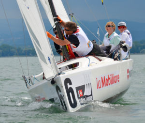 SSCRo Swiss Sailing League
