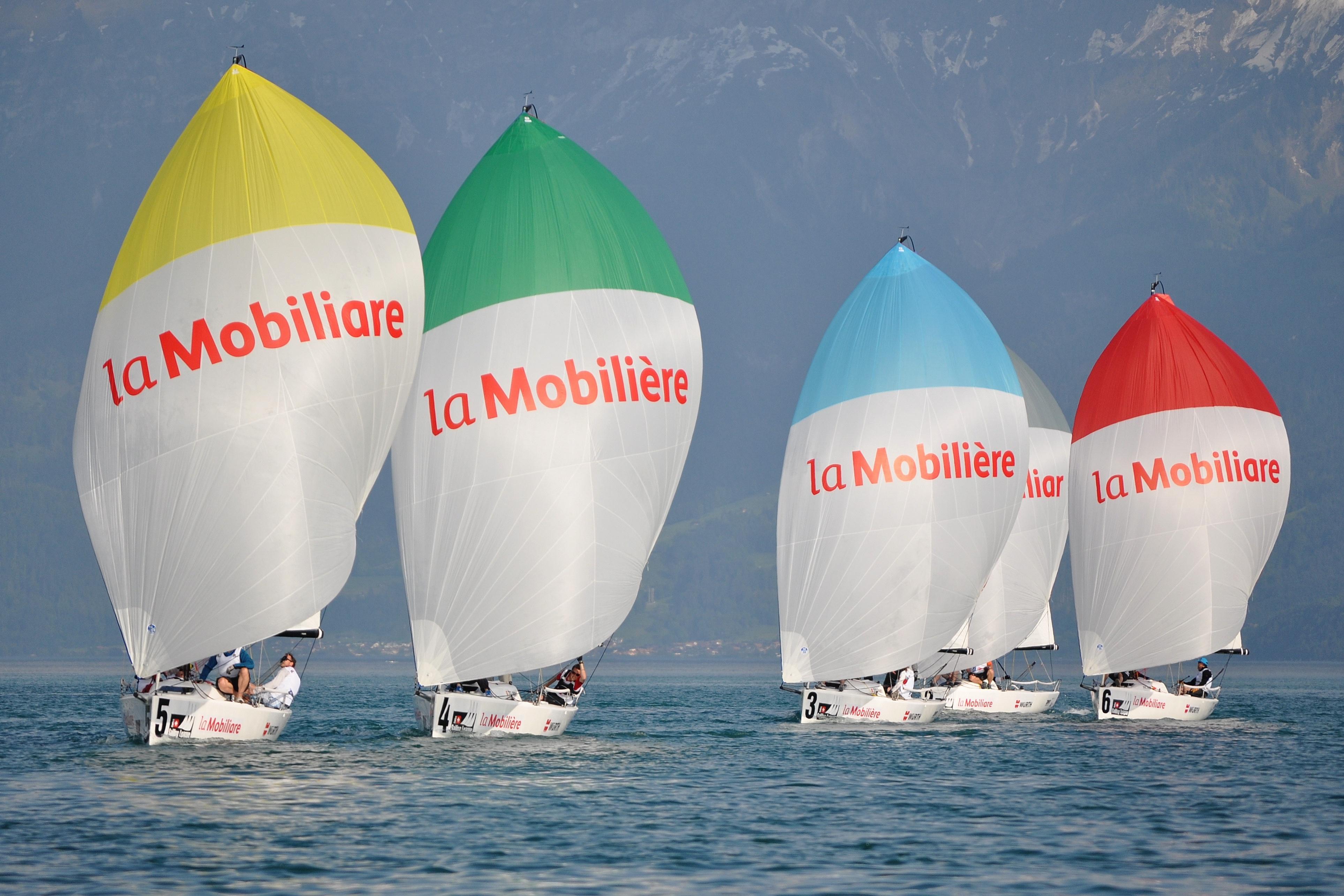 Segel-Nationalliga bringt Spitzensport an den Bodensee