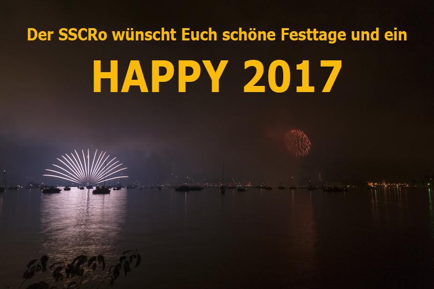 SSCRo-Festtagswünsche 2016/2017