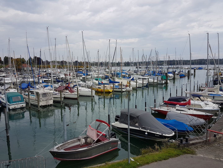 Bericht zum Absegeln 2017 nach Konstanz