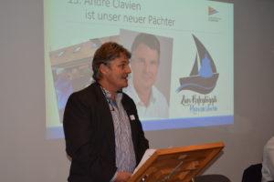André Clavien Hafeglöggli Romanshorn
